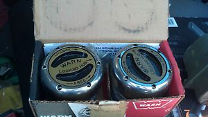 Warn 20990 Premium 4WD Locking Hubs Ford Chevy Dodge International