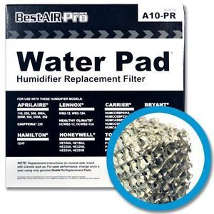 Replacement Filter for Aprilaire Honeywell 10 Humidifier