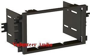 Details about 2004 Chevrolet Tahoe Double Din Radio Install Dash Kit