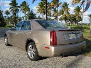 Cadillac STS Base Sedan 4 Door