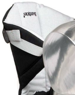BabyBjorn Active Baby Bjorn Infant Child Carrier Black Black Red Silver New