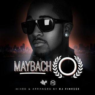 "Omarion Rick Ross Snoop Dogg ""Maybach O"" Rap Hip Hop Mixtape Mix CD"