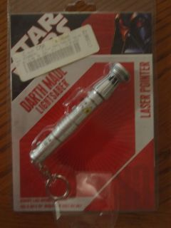 Star Wars Laser Pointer Darth Maul RARE Awesome Master Replica Collection