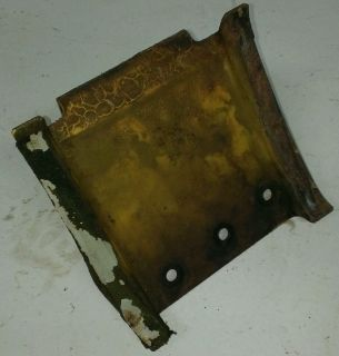 Cub Cadet Tractor Wide Frame Gas Tank Mount Lawn Garden Pulling Parts