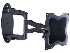 "Premium Tilt Swivel Wall Mount Bracket Fits 17""19""21""23""24""26""32 inch LED LCD TV"