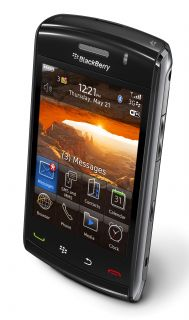 Blackberry Storm2 9550 Unlocked GSM Touchscreen Cell Phone Black