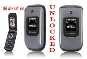 Unlocked Samsung SGH T139 GSM Global World Camera Bluetooth Cell Phone Brand New