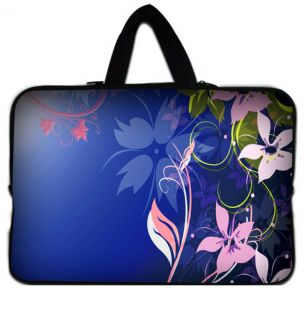 "Cool Designs 13 3"" 13 inch Laptop Sleeve Bag Case Cover Notebook Pouch Protector"