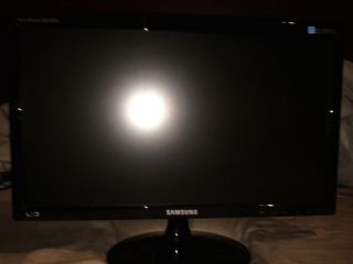 "Samsung SyncMaster BX2031 20"" Widescreen LED LCD Monitor"