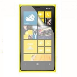 Invisible Clear LCD Screen Protector Film for Nokia Lumia 920 Phone Accessory