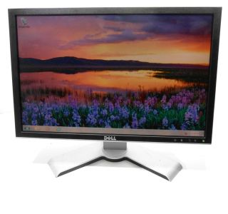 S21 Dell 22 inch Wide Screen LCD Monitor with USB Ports 2208WFPT