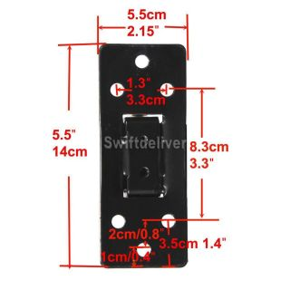 Articulating Arm Tilt Swivel LCD LED TV Wall Mount 22 23 24 26 27 32 37 40 42CXK