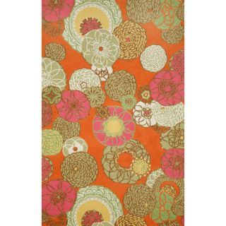 Trans Ocean Rug Ravella Disco Orange Indoor / Outdoor Rug & Reviews