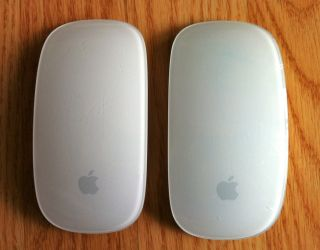 Apple Magic Mouse Wireless Bluetooth Broken for Parts