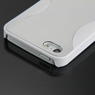 Dual Sim Card Adapter Back Case Cover for Apple iPhone 5