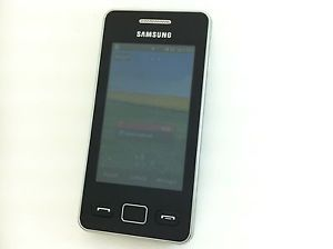 Samsung GT S5260 Star II Black Unlocked GSM Cellular Phone