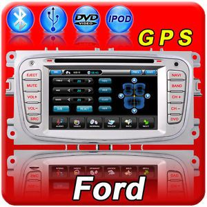 ZC3098G Ford Focus Mondeo s Max GPS Radio Navitation Autoradio Audio Navi Car