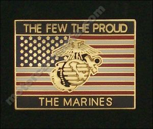 United States Marine Corps The Few The Proud 93 15291