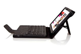 Wireless Bluetooth 3 0 Detachable Keyboard Leather Cover for Kindle Fire HDX 7