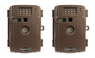 2 Moultrie Game Spy LX30 IR 3 MP Digital Infrared Trail Game Hunting Cameras