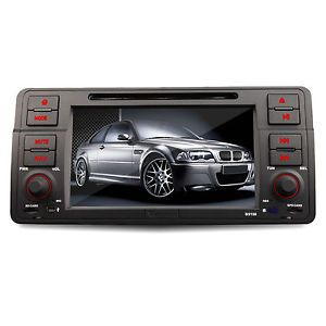 BMW 3 Series E46 318 320 325 Car DVD Player GPS Navigation Radio Stereo System U