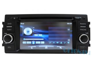 2008 2009 2010 Dodge Avenger Navigation GPS Radio Stereo w DVD USB Bluetooth