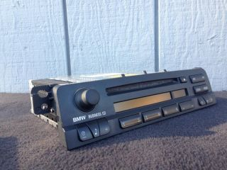 BMW E46  Radio CD Receiver in Dash Player CD53 Stereo Business Class Unit