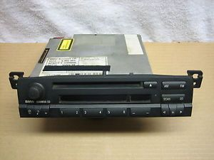 Genuine BMW Business CD in Dash Head Unit Stereo Radio 65 12 6 902 661