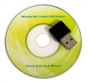 300Mbps Mini Wireless USB WiFi Adapter LAN Network Adapter 802 11 RTL8192 Chip