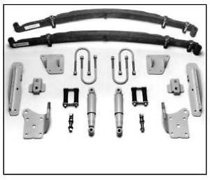 1941 1948 Ford Passenger Car Rear End Mounting Kit Complete Leaf Spring Kit