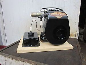 Briggs Stratton WMG Generator Motor Vintage Gas Engine Hit N Miss Antique Old