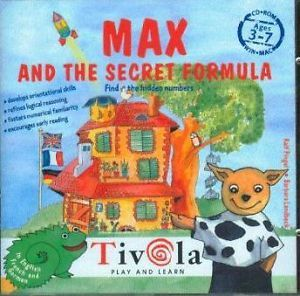 Max The Secret Formula PC CD Kids Math Learning Game