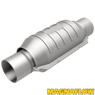 "Magnaflow 99206HM Universal High Flow Catalytic Converter Round 2 5"" in Out"