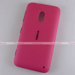 New Housing Battery Back Cover Shell Case Side Button for Nokia Lumia 620
