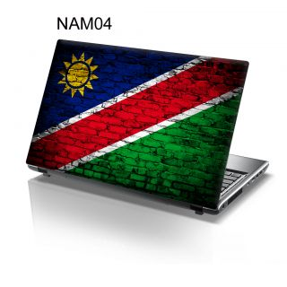 "National Flags 10"" 12"" 13"" 14"" 15 4"" 15 6"" 17"" Laptop Vinyl Skin Sticker Decal"