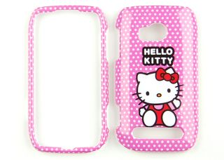 Hello Kitty Pink Phone Case Cover Skin for T Mobile Nokia Lumia 710
