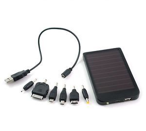 Solar Power Panel Battery Charger
