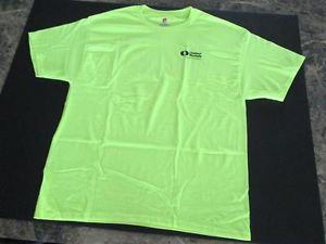 New Men's United Rentals T Shirt Nice Tee XL Trench Safety Equipment