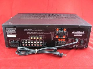 Pioneer VSX 305 Audio Video Stereo Receiver