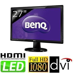"BenQ GW2750HM 27"" Widescreen LED LCD Monitor"