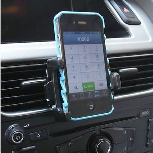 Universal Car Air Vent Mount Holder Stand for Cell Phone iPhone 5 Samsung S3 S4