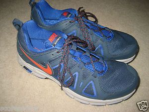 Nike Air Mens Alvord 10 Trail Running Training Shoes Size 10 Blue Free SHIP
