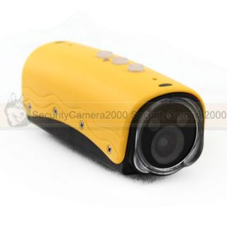 H 264 1080p HDMI Full HD Sports Camera 20M Underwater 120deg Mini DV