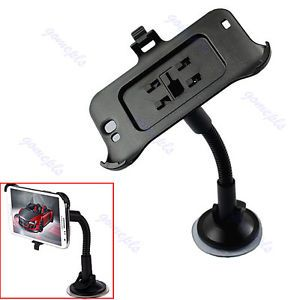 New Car Windshield Mount Holder Stand Cradle for Samsung Galaxy Note II 2 N7100