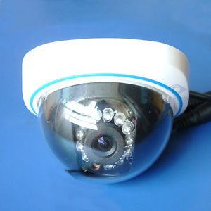 CCTV Camera DVR Video Color Dome Security Systems W122