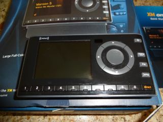 Sirius XM Onyx Dock Play Radio