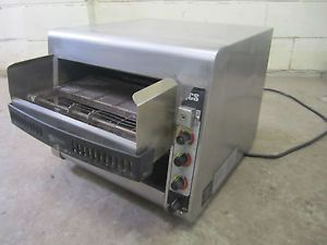 Holman Quartz Convection System QCS 3 95ARB Countertop Conveyor Toaster Oven