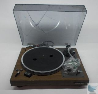 Realistic Lab 400 Vintage Direct Drive Turntable for Parts