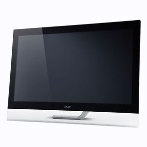 Acer T T232HL bmidz 23 Widescreen LED LCD Monitor, built in Speakers