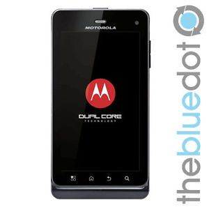 Motorola Droid 3 XT862 3G Verizon GSM Unlocked Phone 8MP Camera Fair Cond